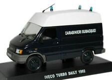 Busch 47922 h0 camiones Iveco Daily Circus Renz