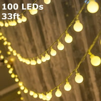 5X 10X 20X LED Copper Wire Lighting String Battery Operated 1M 2M Fairy Party RK