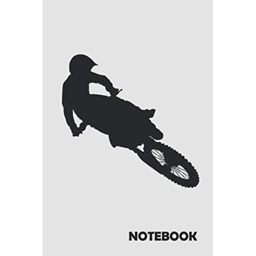 Calendrier Motocross 2021 NOTEBOOK: Motocross Bike: School planner year 2020  2021 for