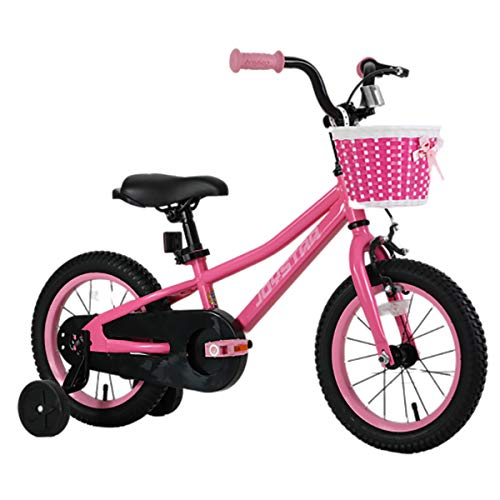 85/% Assembled JoyStar 12 14 16 Inch Kids Bike with Coaster Brake /& Training Wheels for Ages 3-7 Years Old Boys /& Girls