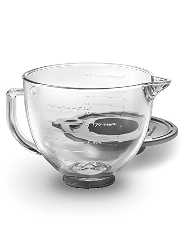 Kitchenaid K5gb 5 Qt Tilt Head Glass Bowl With Measurement Markings Lid Buy Products Online With Ubuy Lebanon In Affordable Prices B07c1lyk7b