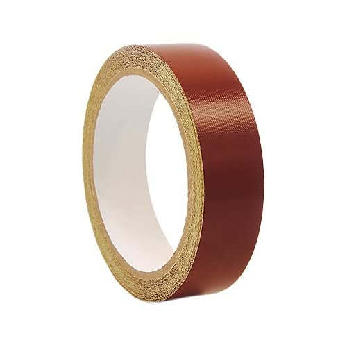CS Hyde Kapton with Silicone Adhesive 2 mil Thick 0.75 Width x 36 Yard Roll Amber