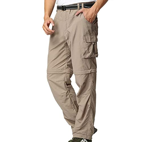 Toomett Kids Quick Dry Outdoor Convertible Trail Pants /…