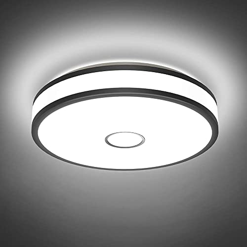 Buy Onforu 18w Led Flush Mount Ceiling Lights 1600lm Bedroom Ceiling Lamp Ip65 Waterproof Round Surface Bathroom Ceiling Light Fixture 5000k Daylight White 150w Equivalent For Hallway Kitchen Balcony Online In Lebanon