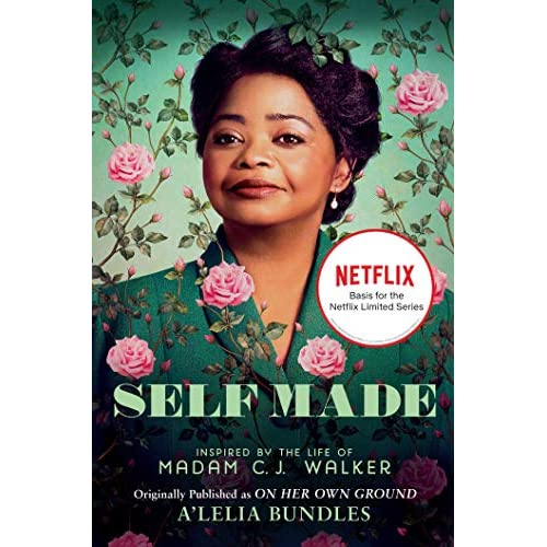 Self Made Inspired By The Life Of Madam C J Walker Paperback March 24 2020 Buy Products Online With Ubuy Lebanon In Affordable Prices 1982126671