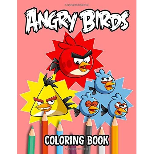 - Angry Birds Coloring Book: 50 Illustrations Designs Angry Birds JUMBO Coloring  Book Drawing Art 8.5 X 11 Pages Paperback – March 4, 2020 Buy Products  Online With Ubuy Lebanon In Affordable Prices. B085HPF16Q