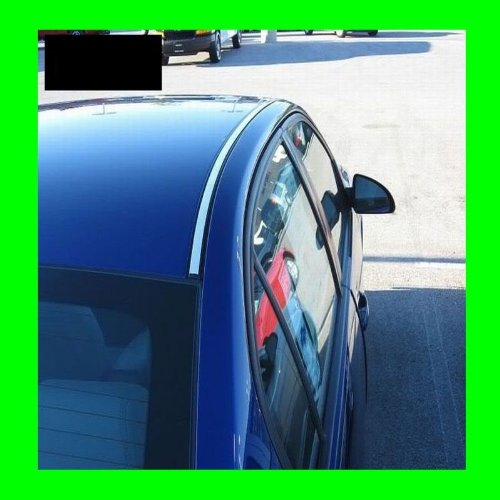 312 Motoring fits 2006-2012 Cadillac DTS Chrome Side//Door Trim MOLDINGS 2PC 2007 2008 2009 2010 2011 06 07 08 09 10 11 12