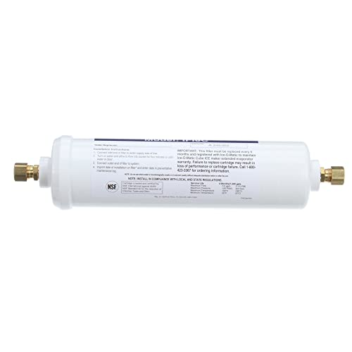 Ice O Matic 1011411-27 Durable air filter for longer life
