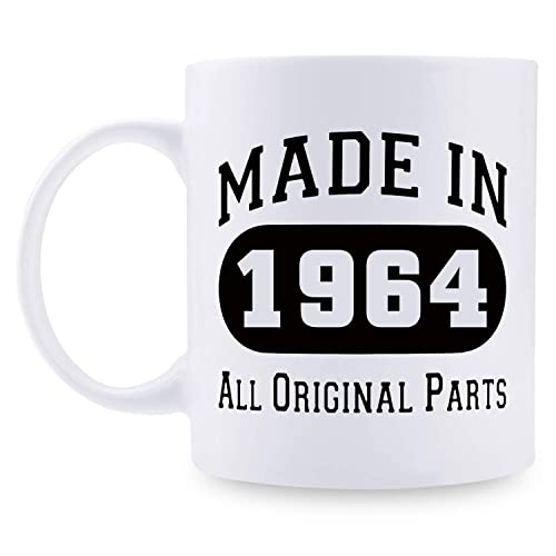 55th Birthday Gifts For Men 1964 Birthday Gifts For Men 55 Years Old Birthday Gifts Coffee Mug For Dad Husband Friend Brother Him Colleague Coworker 11oz Buy Products Online