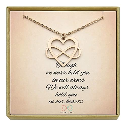 Miscarriage Necklace Infant Child Loss