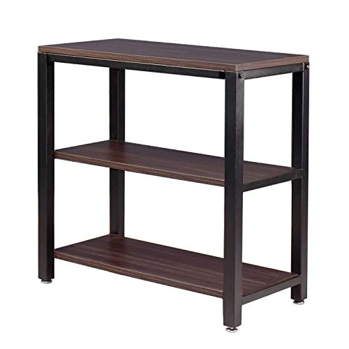 Buy Oropy Industrial 3 Tier Sofa Table Long Console Table With Storage Shelves Heavy Duty Coffee Tables For Living Room And Bedroom 23 6 L 11 8 W 23 6 H Online In Lebanon B07z3q72qb