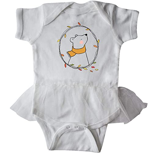 Inktastic Yeah Id Rather Be with My Big Brother Red Yellow Infant Tutu Bodysuit