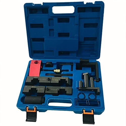 SUNROAD Camshaft Alignment VANOS Timing Locking Tool Kit Compatible fit for 1993-2005 BMW M60 M62 M62TU Camshaft Alignment Timing Tools