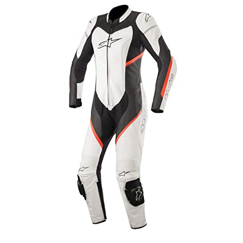 OMP Unisex-Adult TECNICA EVO SUIT Black//white, 44