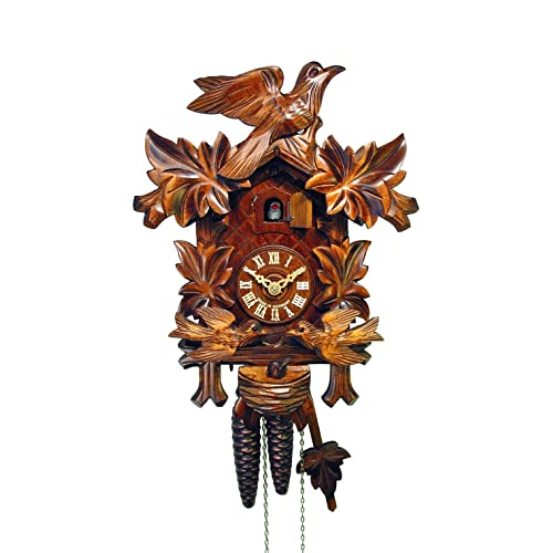 August Schwer Cuckoo Clock Four Leaves Feeding Birds Nest 1 0074 01 C Buy Products Online With Ubuy Lebanon In Affordable Prices B000ys945u
