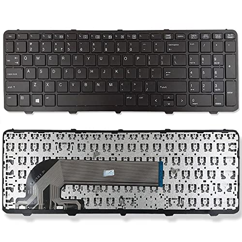 US Layout Black Color Replacement Keyboard Without Frame for ASUS F556 F556U F556UA F556UB F556UF F556UJ F556UQ F556UR