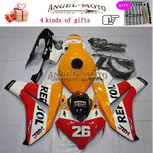 06-07 2006 2007 CBR 1000 CBR1000 Motorcycle Body Fairing Painted H136 Angel-moto ABS Plastic Injection Molding Kit Fit for Honda CBR1000RR