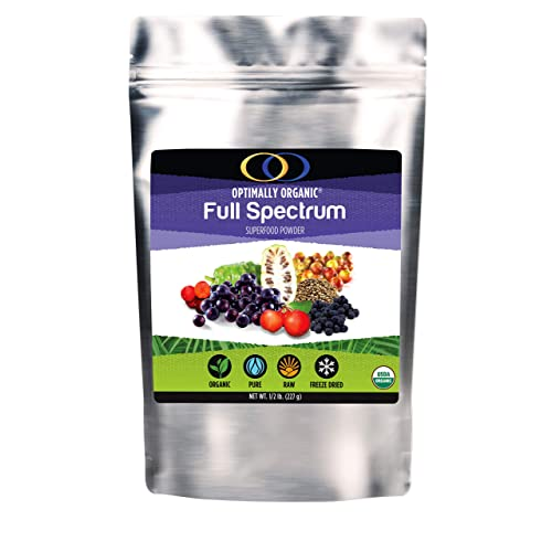 Full Spectrum Daily Superfood Powder The Ultimate Raw Organic Whole Food Vegan Multi Vitamin Protein Superfood Powder 12lbs Buy Products Online With Ubuy