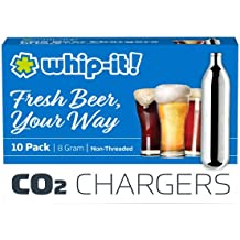 Whip-It 10-Pack Brand CO2 Chargers