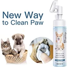 KEWANG Dog Paw Cleaner Washer Cup Large Soft Solicone Petware Washing Cleaning Brush Towel for Muddy Cats Dogs Puppy