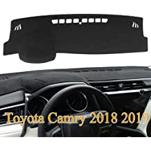 Y66 Yiz Dash Cover Dashboard Cover Pad Mat Custom Fit for Nissan Frontier 2007-2018 Gray
