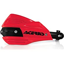 Acerbis 26454-81030 Ultimate X Handguard White//Red
