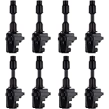 SCITOO Tie Rods Outer Tie Rod Ends fit Infiniti I30 Nissan Altima Maxima 240SX 1996 1997 1998