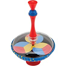 Toy Colors and Designs May Vary Schylling Little Tin Top
