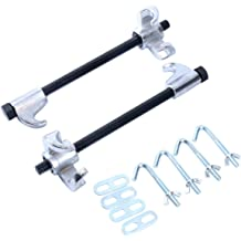 Set of 2 Macpherson Spring Compression1 Pair 3//4in Socket 1//2in Drive Dibanyou 11.5in Strut Spring Compressor Tool