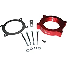 """/""""HELIX/"""" Throttle Body Spacer 2011-2018 Ford F150,2011-2017 Mustang GT BOSS 5.0L"""