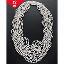 Hot 4 8//10mm Acrylic Round Pearl Spacer Loose Beads Jewelry Making DIY JND 6