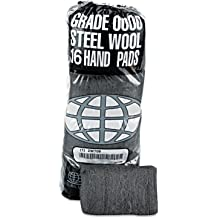 Flute, Cut Coating Cutting Angle GMT 117004 Industrial-Quality Steel Wool Hand Pad 16-Pack Medium Grade #1 Case of 12