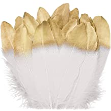 Newest 1//5//10 meter white Ostrich Feathers 8-15cm//3-6 inch Fringe Ribbon Trim cr