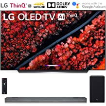 LG OLED65W9PUA Signature OLED TV W9-4K HDR Smart TV w//AI ThinQ Bundle w//Sonos Beam Soundbar w// PS4 Pro 4K w//HDMI Cable