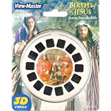 TV 1950s Western BUFFALO BILL Viewmaster Jr - 3 Reels 21 Pictures