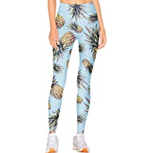 02e80807f6d357 Tulucky Women's Best Printed Leggings Yoga Workout Stretchy Tights Pants