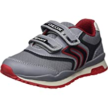 Geox Kids Maltin Boy 18 High Top Sneaker