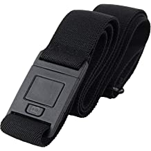 """HEAVY DUTY REAL LEATHER 1.1//2/"""" W WORK BELT MENS WOMENS WITH S.S ROLLER BUCKLE"""