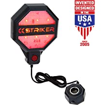 Seco-Larm CBA AS-7021 Parking Alert Battery Operated Wall Mountable Ultrasonic Sensor Allows Precise Parking in a Garage or Parking Spot Adjustable Sensing Distance