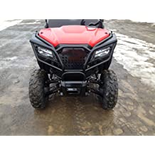 Bison Bumpers Kawasaki Brute Force 750i 2012-2020 ATV Front Brush Guard Hunter Series