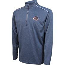 Crable Adult Men NCAA Campus Specialties Full Zip Quilted Puffer Jacket Navy//Dark Gold X-Large