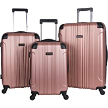 89a92a861 Kenneth Cole Reaction Out Of Bounds 3-Piece Lightweight Hardside 4-Wheel  Spinner Luggage