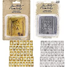Bundle of 2 Packages Holly Collage Paper 12 Yards Total Tim Holtz Christmas 2020 by idea-Ology