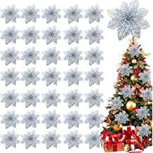 Amidian DIY Ornament Balls 87pcs Clear Fillable Baubles Craft Christmas Decorations Tree Ball for New Years Present Holiday Wedding Party Home Decor Bath Bomb