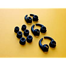 0a96c900f28 12pcs (BMF-BSTB)- S/M/L Premium Memory Foam and Stabilizers Replacement  Earbuds Eartips Set Compatible with Jaybird Bluebuds X Earphones .